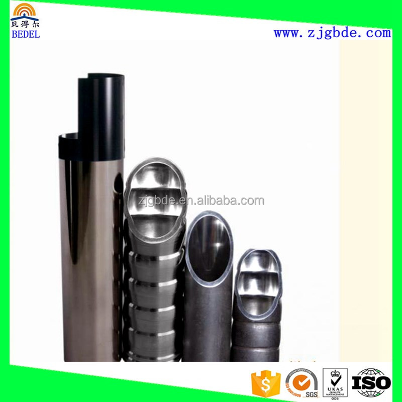 Corrugated Metal Pipe Black Corrugated Drainage Pipe