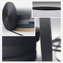 High quality cheap durable 1 inch nylon webbing in rolls nylon webbing strap Y122706