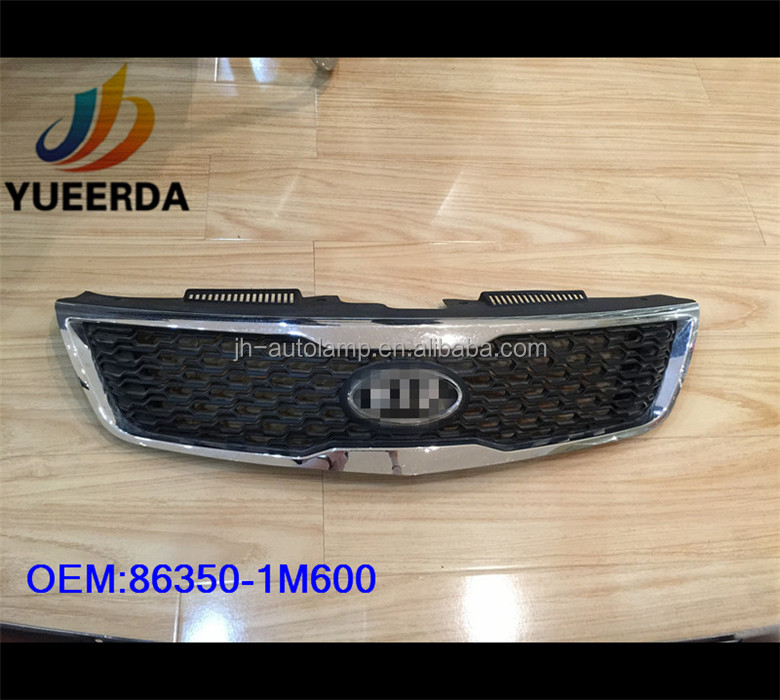 FORTE 09/CERATO 10 best selling car accessories, GRILLE FOR FORTE 09/CERATO 10,AUTO PLASTIC PARTS OEM:86350-1M600
