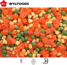 wholesale best price frozen mixed vegetables with corn, peas, carrot