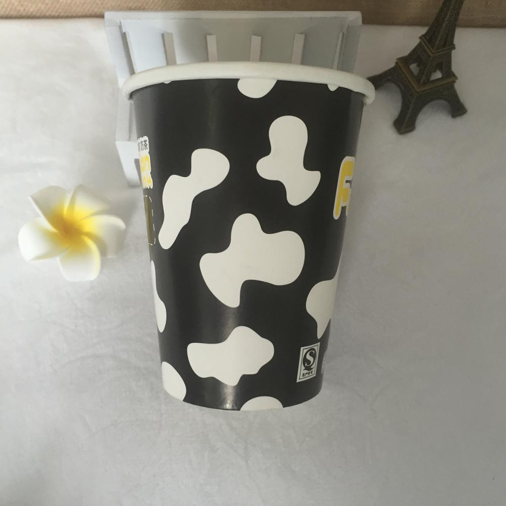 12OZ paper cup /12 OZ Disposable paper cups/350ml paper cup