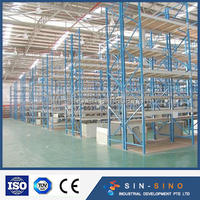 Warehouse colorful selective pallet racking in hot sale heavy duty pallet rack