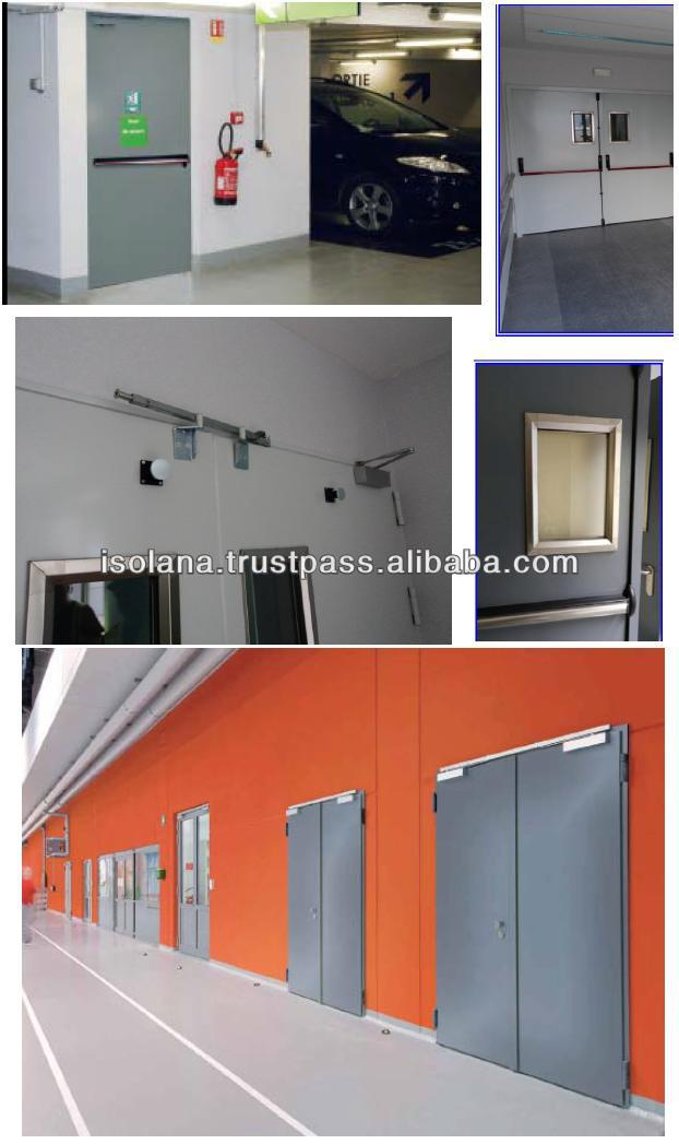 Good Quality Fire Protection Frame Doors for Sale