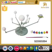 Planet painting drawing educational solar toy