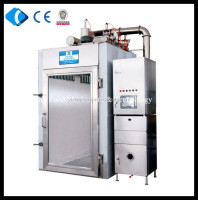 cooking drying smoking function meat smoke oven for fish turkey bacon sausage