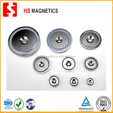 Neodymium Magnet Composite and Permanent Type neodymium cup magnets ,countersunk hole products
