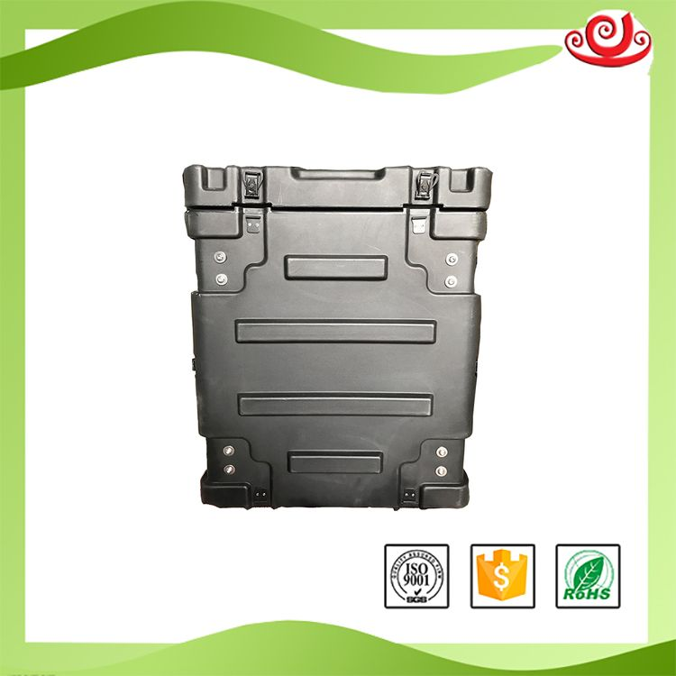 Tricases china manufacture new import IP67 PP plastic rack cases waterproof shockproof tool box RU140