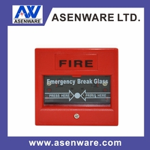 Hot sale China made conventional fire alarm Emergency break glass