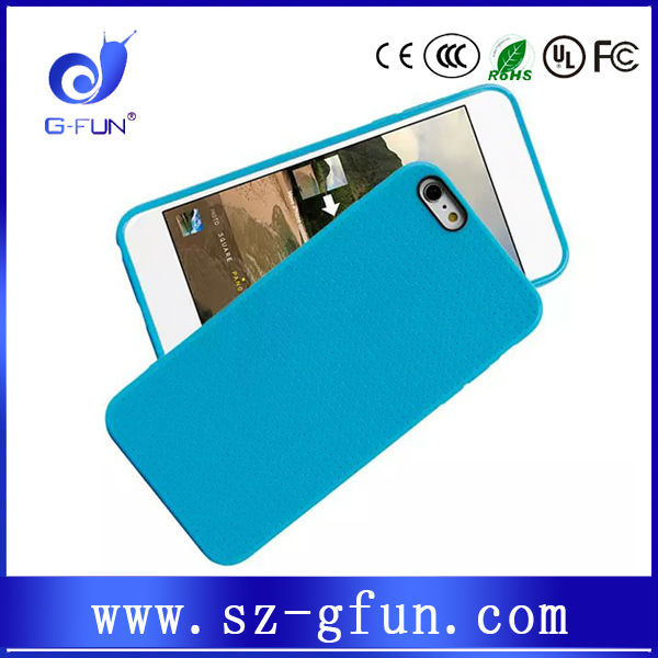 New arrival sublimation rubber case for Iphone6, wholesale cell phone case for iphone6