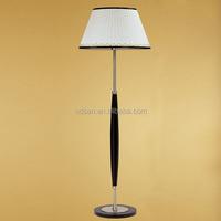 Hotel torchiere home furniture cement floor lamp, floor light