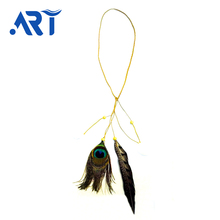 Reasonable price indian feather headdress wall decor