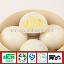 great foods with quite low price --steamed creamy custard bun