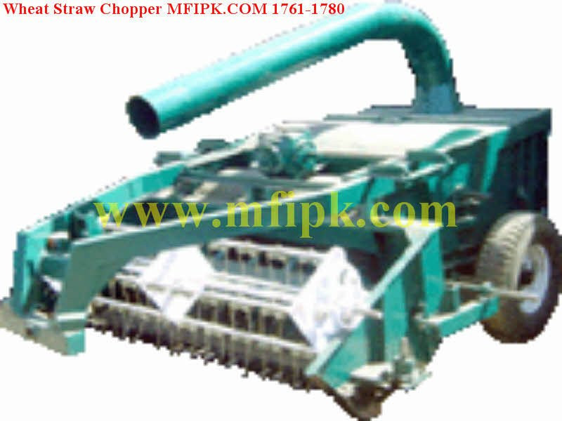 Wheat Straw Chopper
