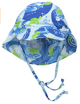Baby & Toddler Boys' Flap Sun Protection bucket hat