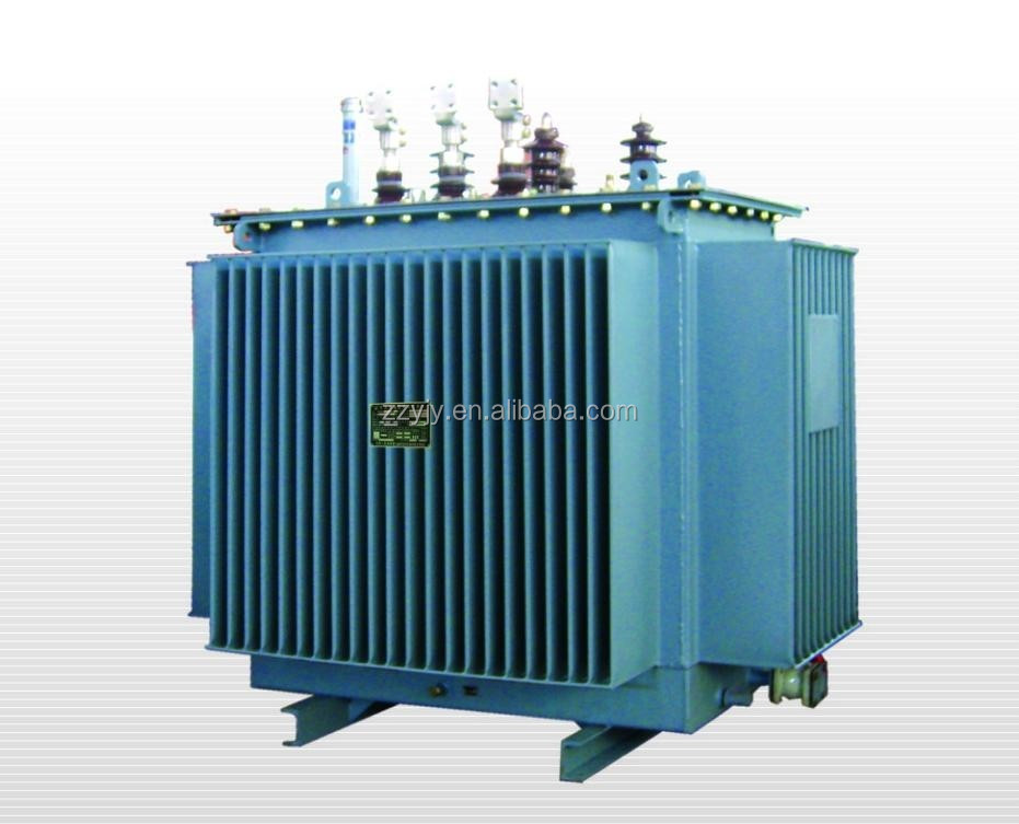 Manufacturer Supply electrical transformers 11kv 3150 kva transformers