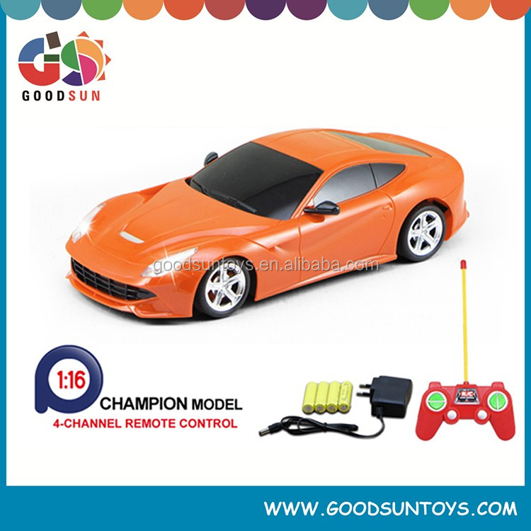 1:16 4 Channels rc monster Full Function car R/C High Speed Remote control Car rc radio control cars
