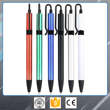 Plastic Personalised Customized Pens For Promotional