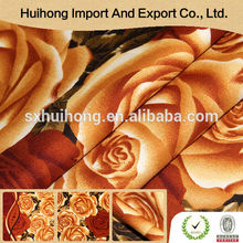 the popular design 100% polyester printed fabric width 220cm