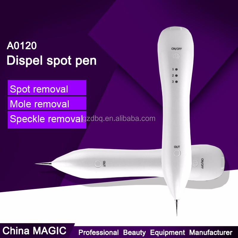 2016 best selling dark spot removal freckle moles removal laser pen
