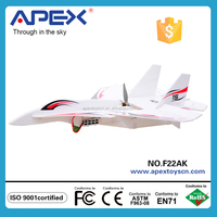 Wholesale price Hand throw airplane 3D model plane kids DIY KT Foam gliders