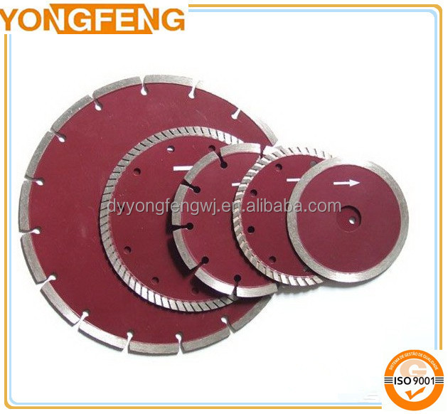350mm diamond saw blade for marble and gem cutting