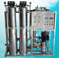 Guangzhou CE approved reverse osmosis filter equipment/saline water filter/ro water system