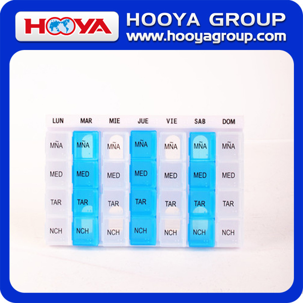 18*11.5*2.5CM MONTHLY PILL BOX