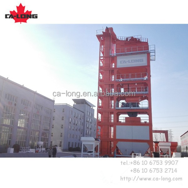 240t/h China supplier asphalt batching plant