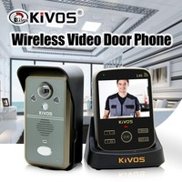 KIVOS video door phone KDB302A for villas houses and flats