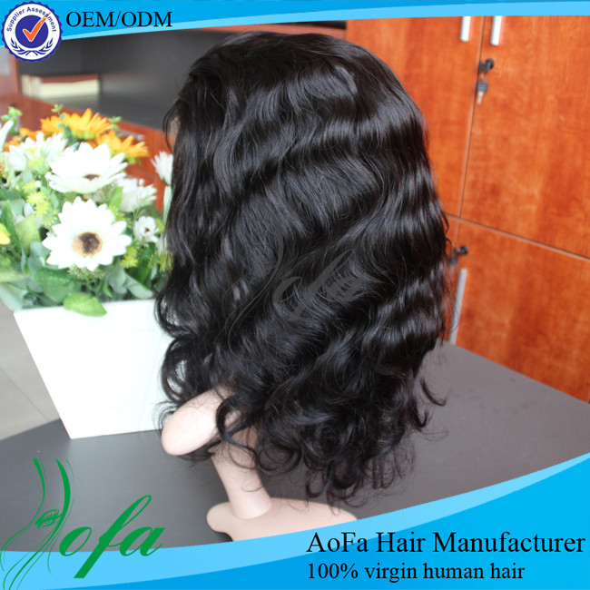 Half lace wig loose deep wave virgin hair weave hairstyles