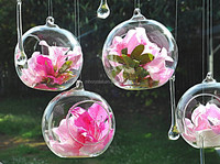 Wedding Decoration Hanging Glass Globes MH-12305