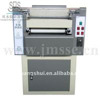 "12"" Multi Roller uv embossing machine"