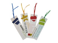 Card seed. bookmark plantable. seed paper