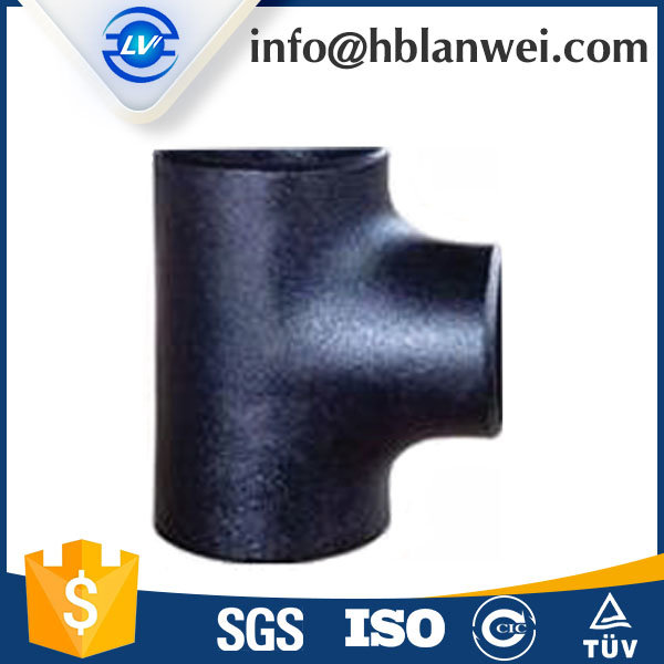 seamless carbon steel/stainless steel elbows tees reducers caps pipe fittings