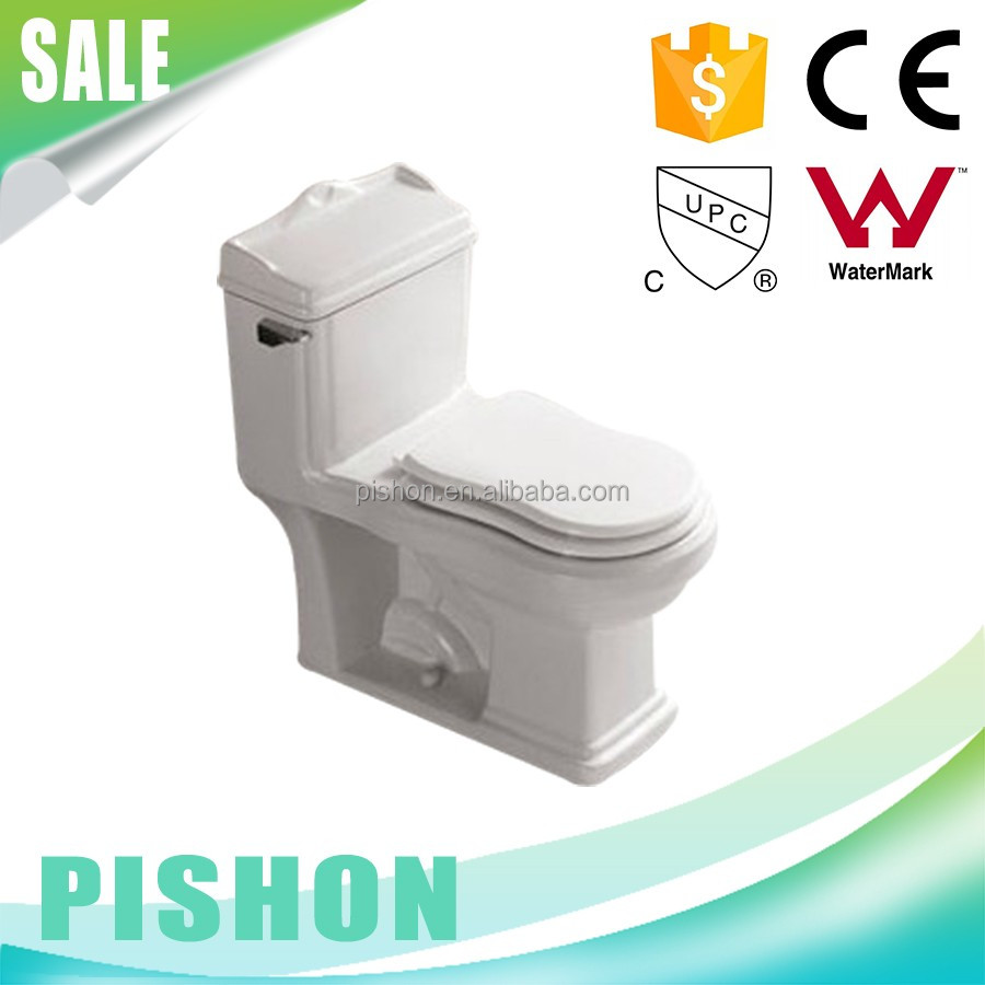 Bathroom design American Standard Ceramic Siphon Toilet