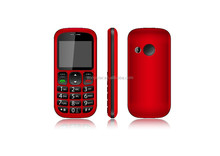 New design old people cell phone hot selling big button mobile phone with SOS