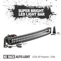 New Style Factory supply 40inch 4x4 240w car led light bar 40 inch 240w off road led light bars