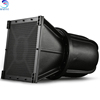 waterproof 15 inch sub woofer speaker system for outdoor use
