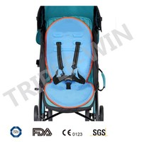 Keep your child's car seat or booster cool cushion