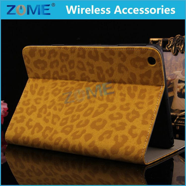 Best Selling Product Custom Mobile Phone Hard Case For ipad Mini 2 new PU Leather Cover