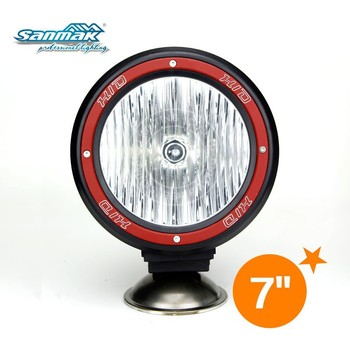 35W/55W ATV,moto,SUV,4X4 off road,truck HID working flood light car xenon lamp SM2010