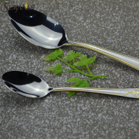 Hotel Stainless Steel Cutlery High Quality Black Cutlery/Stainless Steel Flatware/Tableware