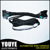 Automotive car Audio Amplifier cable wire harness kits for VW