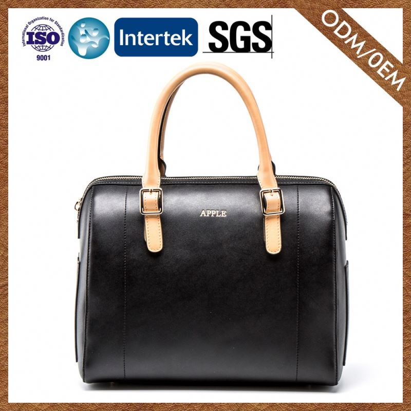 2016 Top Sale Factory Wholesale Professional Design Highest Quality Womens Leather Satchel Bags