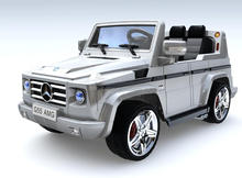 Mercedes Benz G55 AMG child electric car with RC