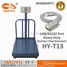 small scale industries stainless steel HY-T13 rechargeable battery 4v 4ah