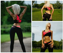Women Yoga Fitness <strong>Sports</strong> Sets Gym Workout Sportswear 2pcs Set Tracksuits High Quality Sexy New Yoga Pants <strong>Sport</strong> Leggings Suits