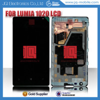 Alibaba factory directly sale cellphone lcd touch screen replacement for Nokia Lumia n1020