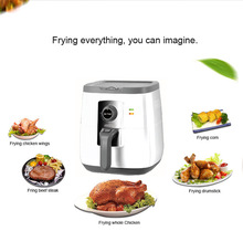 Electric New Kitchen Appliances Air Circulation Fryer No Oil Frying Machine Household