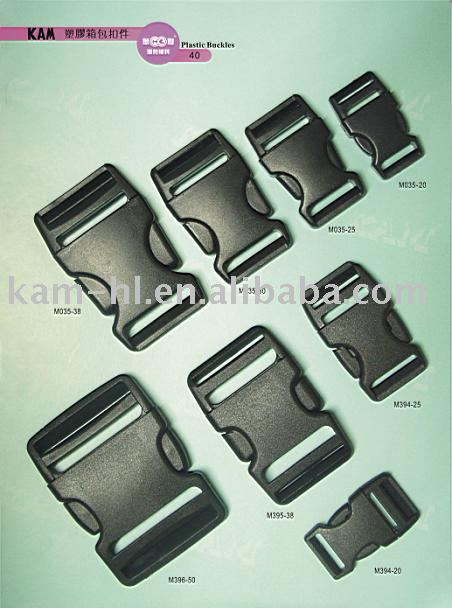 High Quality Fashion Kam Custom Adjustable Plastic Side Release Buckle